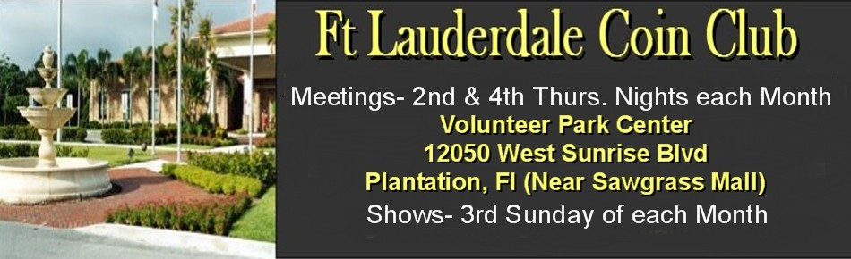 Ft Lauderdale Coin Club